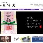 大阪の駿河屋ウェブサイト